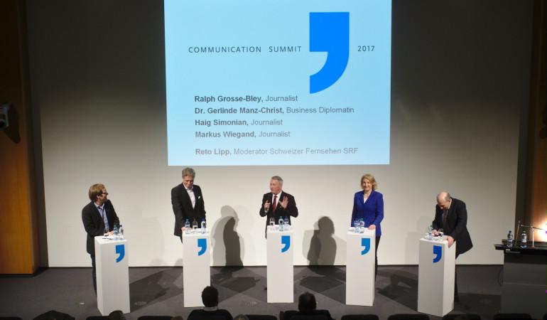 So «kuschelig» ist die Schweizer Medienwelt